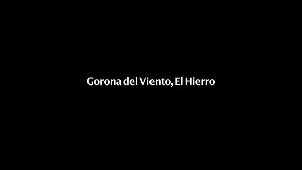 Central hidroeléctica de Gorona del Viento, El Hierro