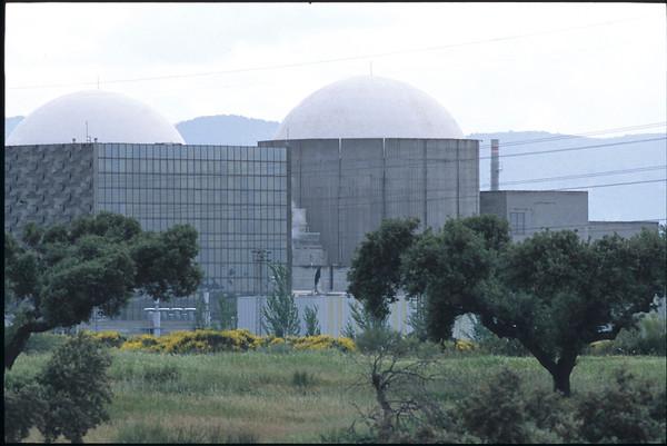 central nuclear de almaraz, Badajoz