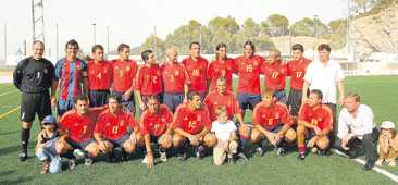 Football Match for Miguel Angel Nadal (17jul05)