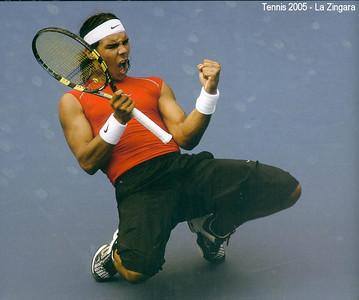Chronosports Tennis Year Book 2005