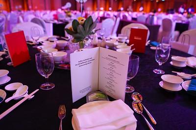 Raffles Homecoming ORA 95th Anniversary Dinner