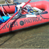 Rescue Rung Raft Entry Ladder on a Ranger Patrol