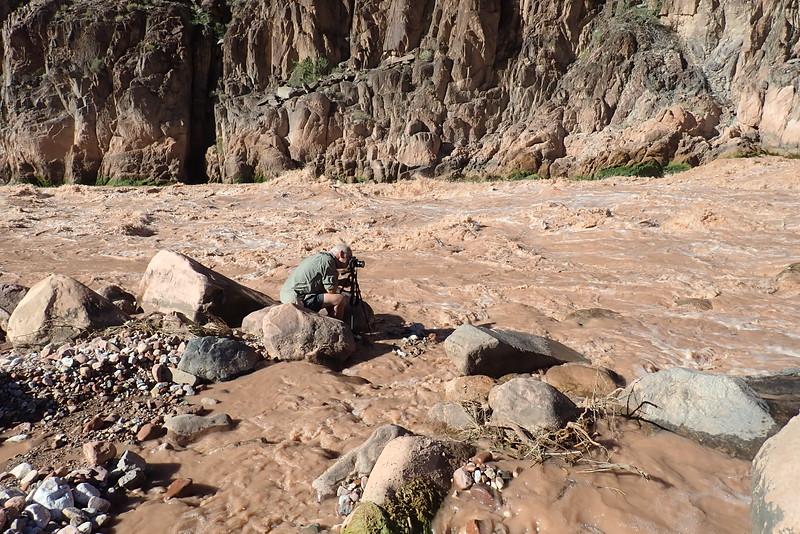 Granite Rapids Campsite Day 6