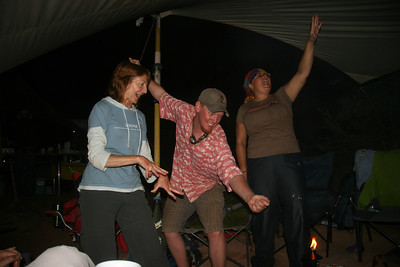 Margarita Night inspires dancing!