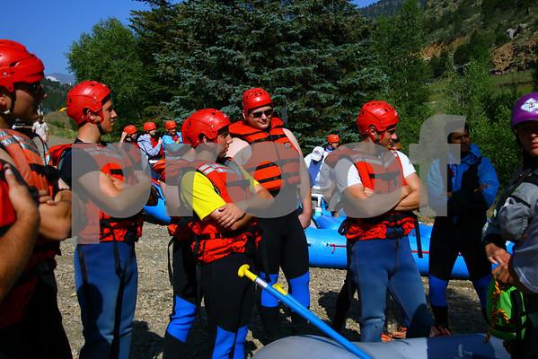 Geo Rafting with La 7-12-08am