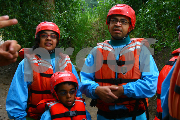 Geo Rafting with Will 7-6-08pm