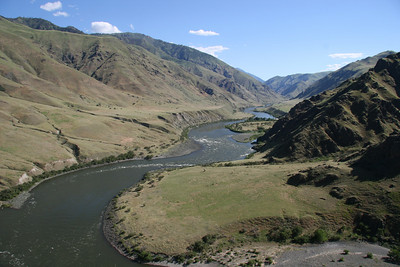 Wonder why it's called the Snake River?