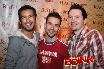 January 07, 2010   Club BOINK with DJ Tony G.