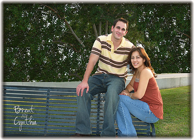 Brent & Cynthia