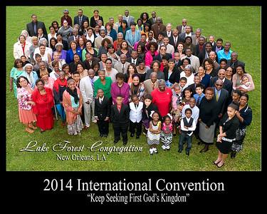 Group Photos = Congregations, Events