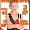 2014-2015 Magazine Cover<br /> 8X10