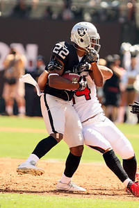 NFL: SEP 18 Falcons at Raiders