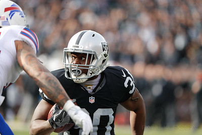 Oakland Raiders vs. Buffalo Bills
