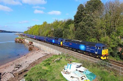 47813 47815 Shaldon Bridge