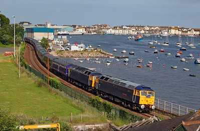 47848 47812 Shaldon Bridge