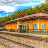Old Fort Train Depot