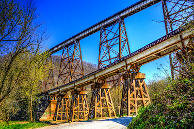 Cooper Creek Trestle
