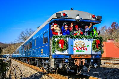 Santa Train 2018