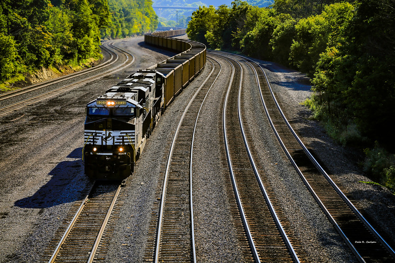 Railroad Symmetry
