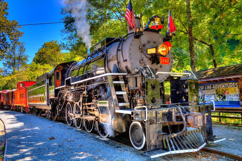 Locomotive 1702