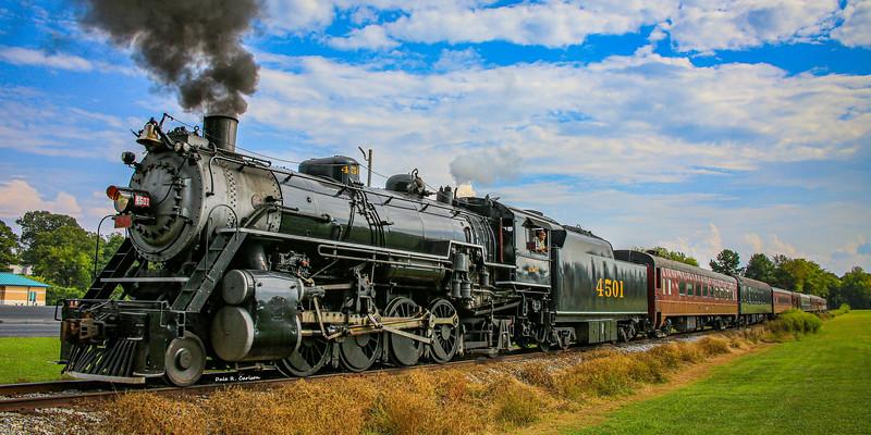Summerville Steam Special