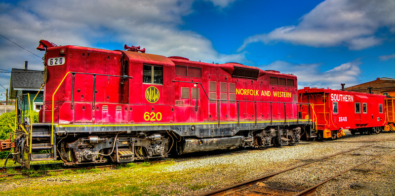 Norfolk and Western 620
