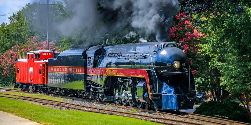 Steam Forward 611