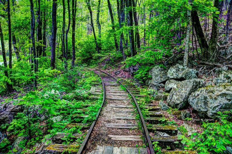 Irish Creek Railway