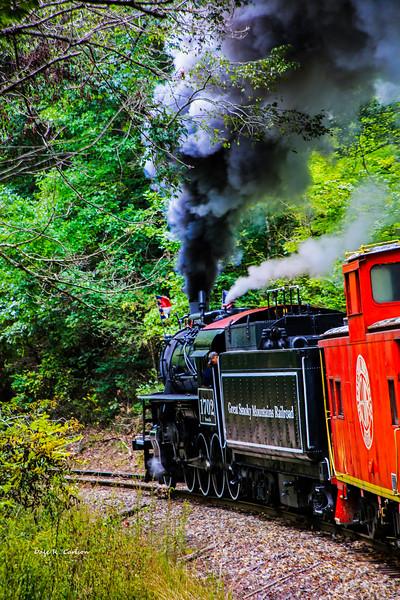 Full Steam No. 1702
