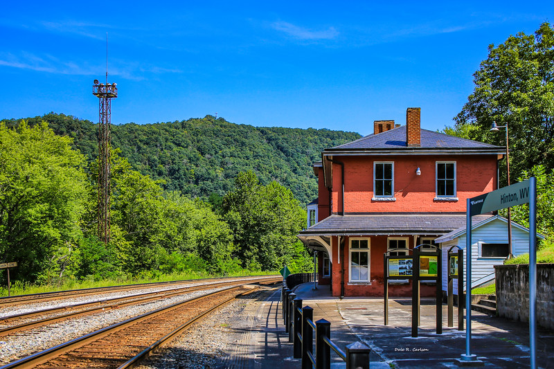 Hinton West Virginia Depot