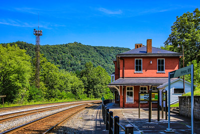Hinton West Virginia Depot