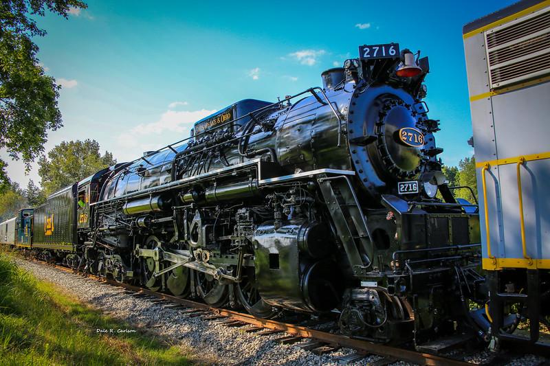 Cheasepeake & Ohio 2716