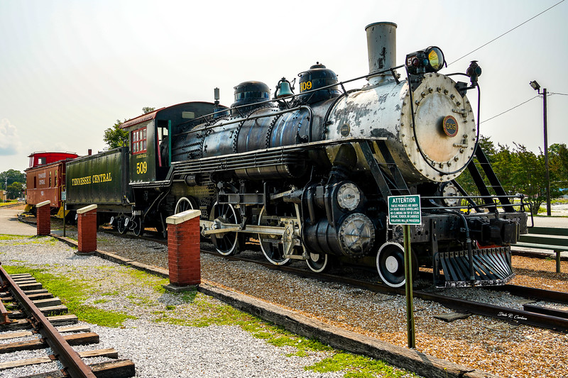 Tennesse Central No. 509