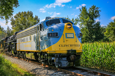 Clinchfield No 800