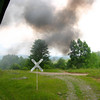 018   COAL SMOKE FROM THE ENGINE