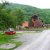 013   PASSING OLD LUMBER MILL