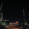 011 Night view of Cumberland MD from Washington Street