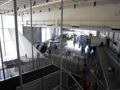 Boeing Tour - Everette, WA