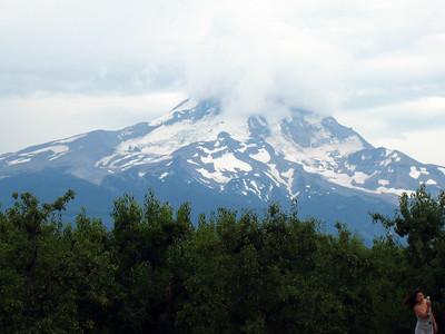 Mt. Hood in Oregon
