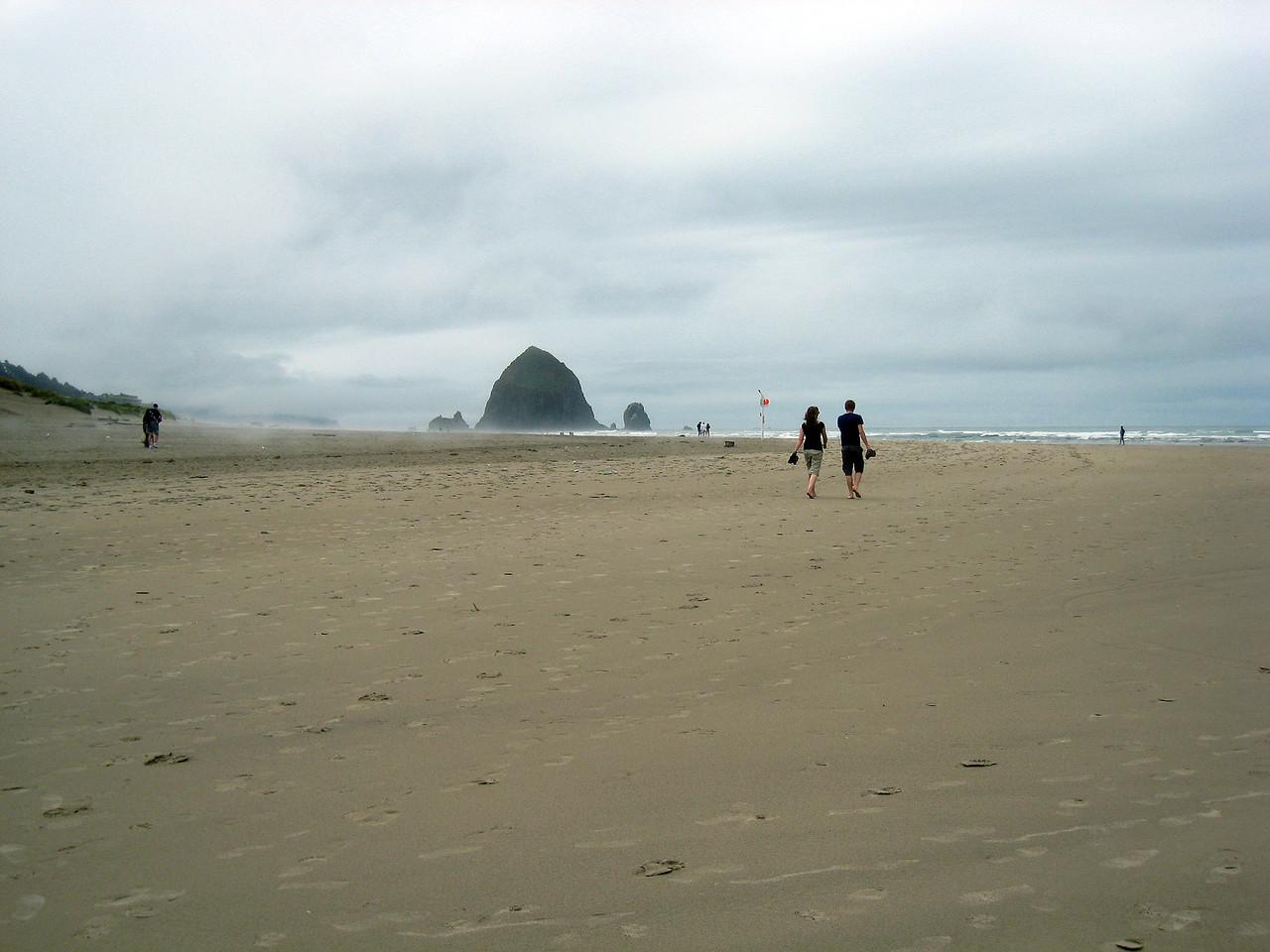 Oregon Coast Scene