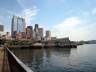 Seattle Waterfront - Everette Bay