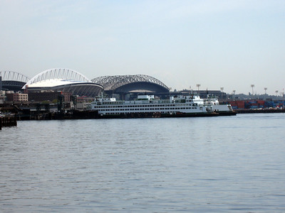 Seattle Waterfront - Everette Bay