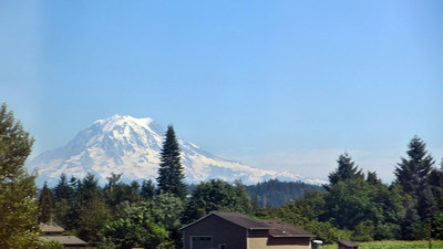 Portland, Oregon and Amtrak Cascades to Seattle, WA