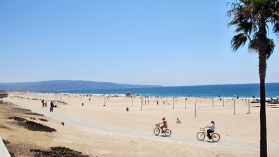 A Day of Relaxation near LAX airport and Manhattan Beach, CA