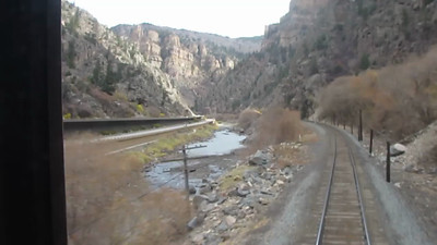 Day 2 - California Zephyr through the Colorado Rockies and into Utah Mini Movie