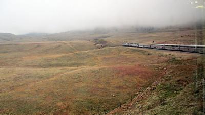 Day 2 - California Zephyr through the Colorado Rockies and into Utah