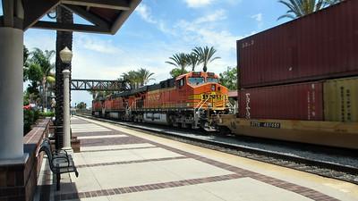 Los Angeles - Beginning point of my Amtrak trip