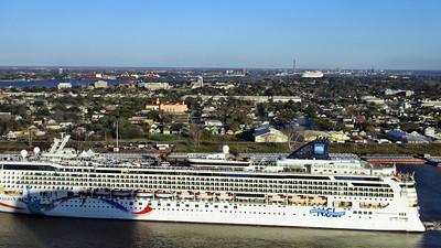 New Orleans - Hilton Riverside Hotel