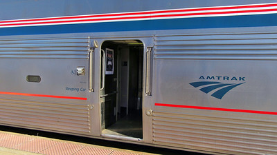 Amtrak's California Zephyr Chicago to Emeryville, CA October 5-7