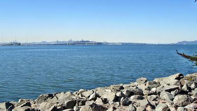 A Walk Along the San Francisco East Bay Trail